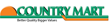 country mart logo